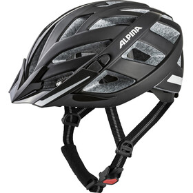 Alpina Panoma 2.0 City Kask rowerowy, black matt reflective